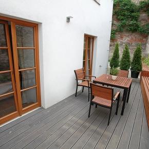 pokoj č. 1 petrklíč terasa