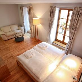 pokoj č.1 petrklíč