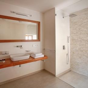 pokoj č. 4 koupelna