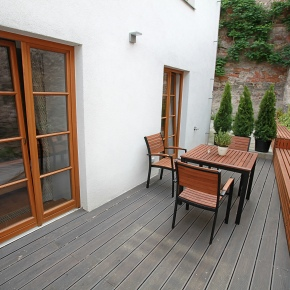 Room no. 1 petrklíč terasa